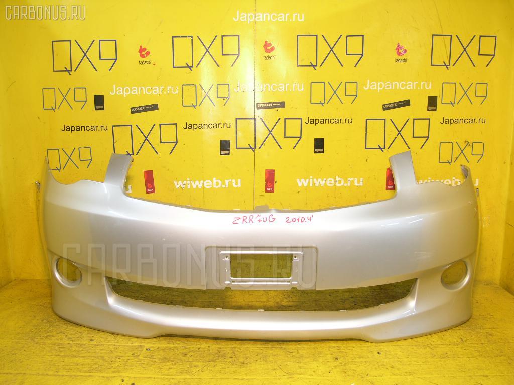 Бампер Toyota Voxy ZRR70G Фото 1