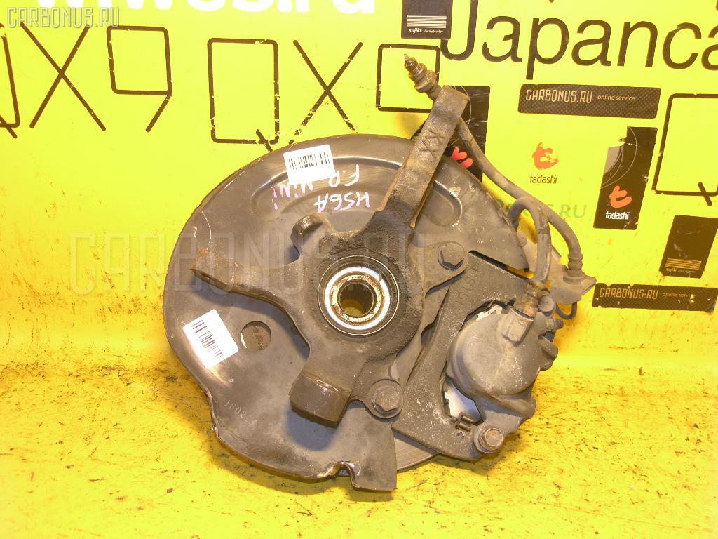 Ступица MITSUBISHI PAJERO MINI H56A 4A30 Фото 1