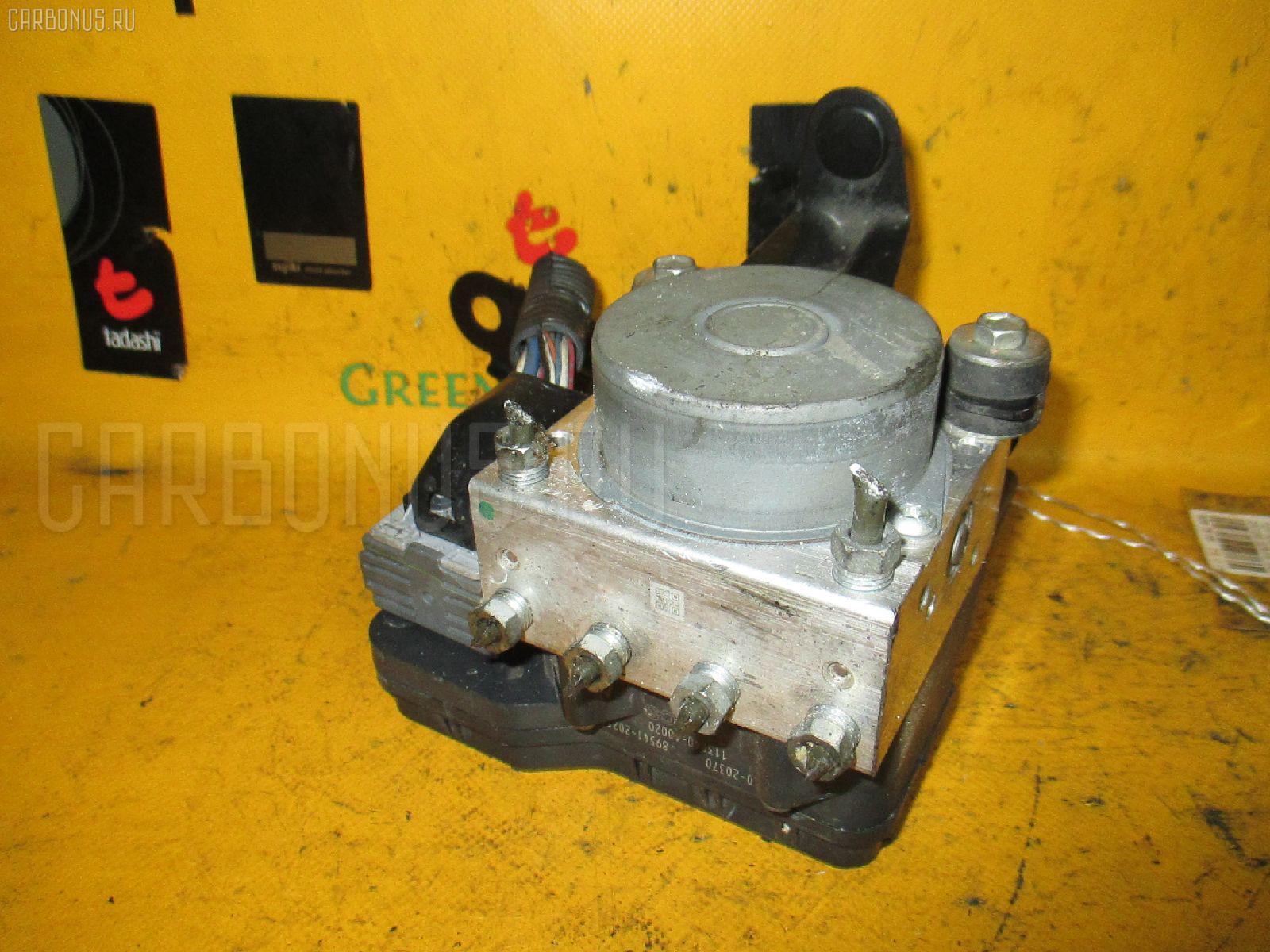 Блок ABS Toyota Allion ZRT260 2ZR-FE Фото 1
