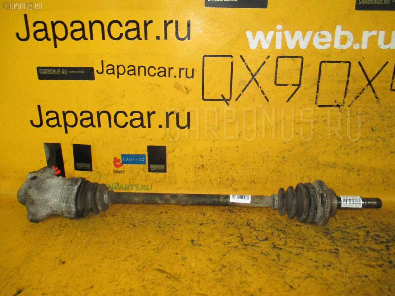 Привод TOYOTA VOXY AZR65G 1AZ-FSE. Фото 9