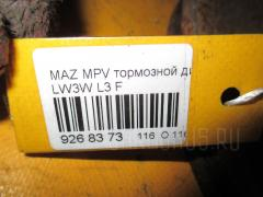 Тормозной диск Mazda Mpv LW3W L3 Фото 2
