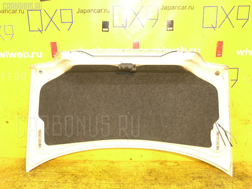 Крышка багажника TOYOTA CHASER GX100 Фото 2