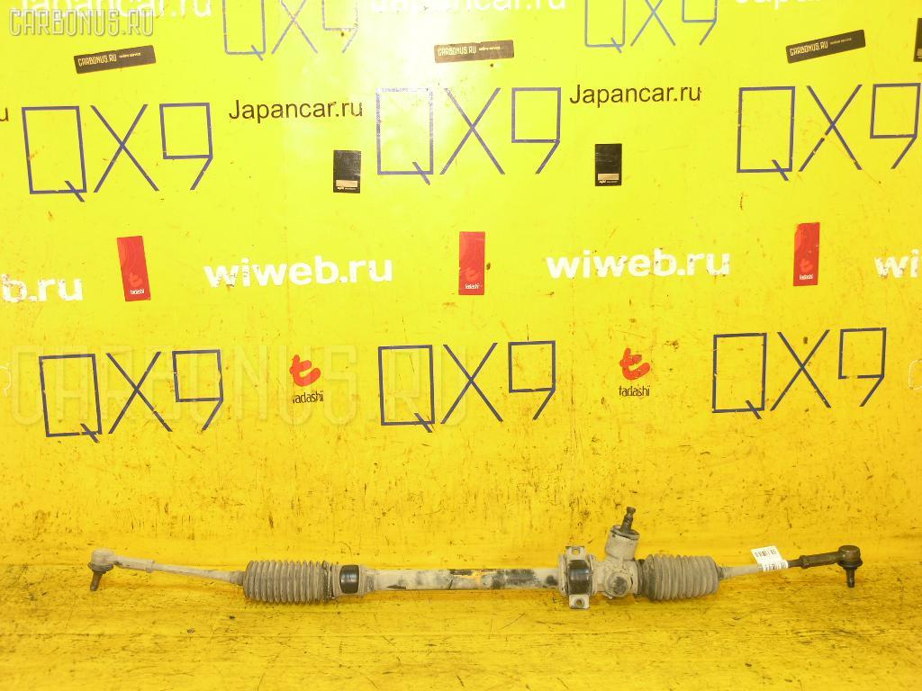 Рулевая рейка SUZUKI WAGON R MC22S K6A. Фото 6
