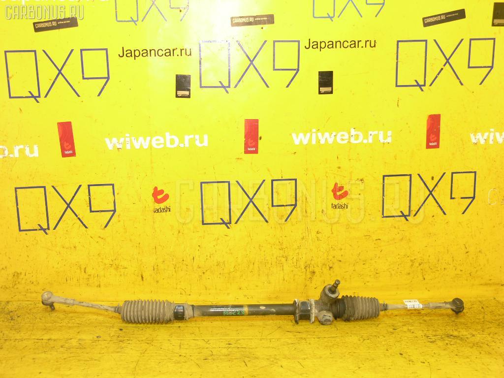 Рулевая рейка SUZUKI WAGON R MC22S K6A. Фото 8