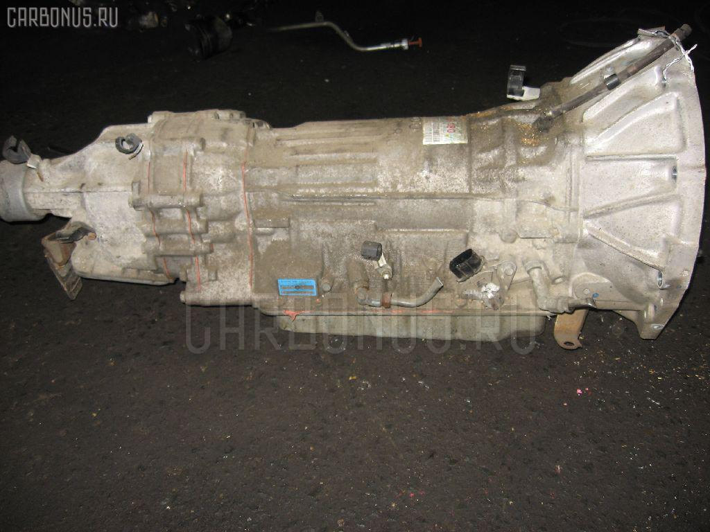 КПП автоматическая TOYOTA MARK II BLIT JZX115W 1JZ-GE Фото 3