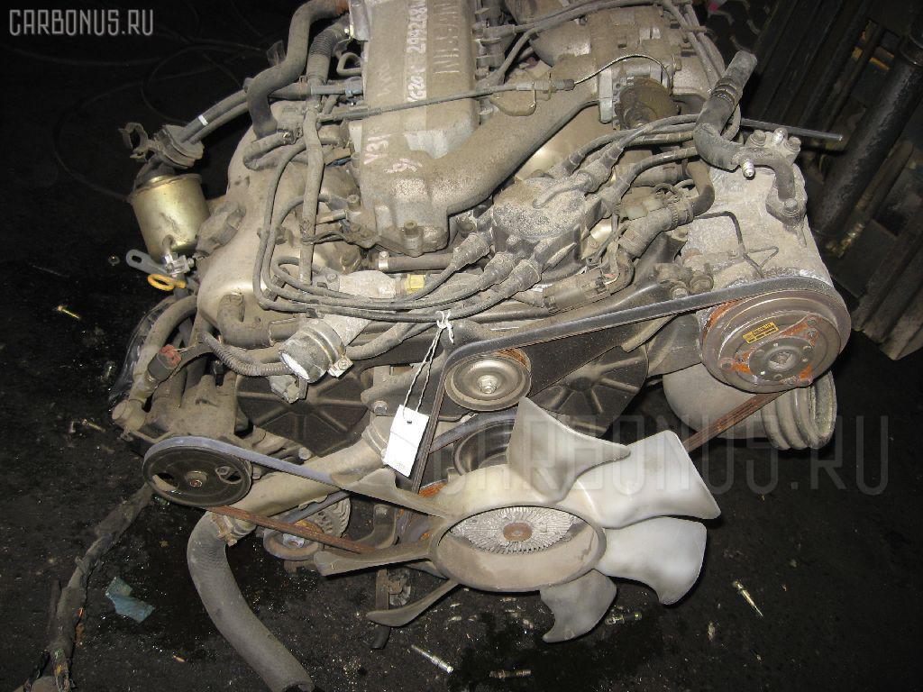 Двигатель NISSAN CEDRIC Y31 VG20E. Фото 7