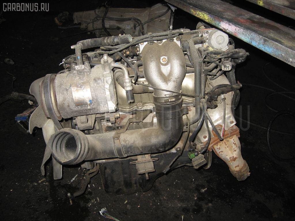 Двигатель NISSAN CEDRIC Y31 VG20E. Фото 8