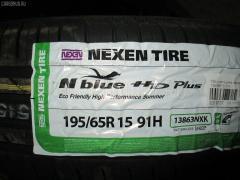 Автошина легковая летняя NBLUE HD PLUS 195/65R15 NEXEN Фото 1