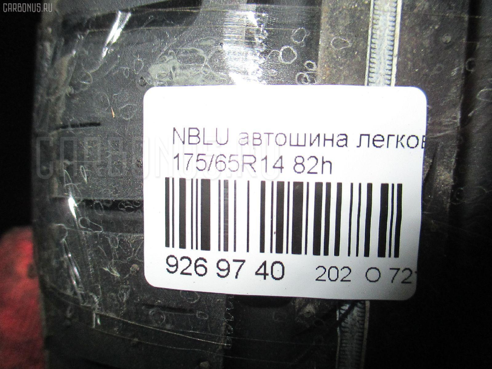 Автошина легковая летняя NBLUE HD PLUS 175/65R14 NEXEN Фото 4