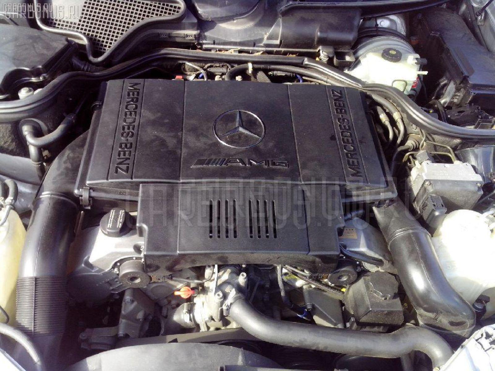 Рычаг стояночного тормоза MERCEDES-BENZ E-CLASS W210.072 Фото 7