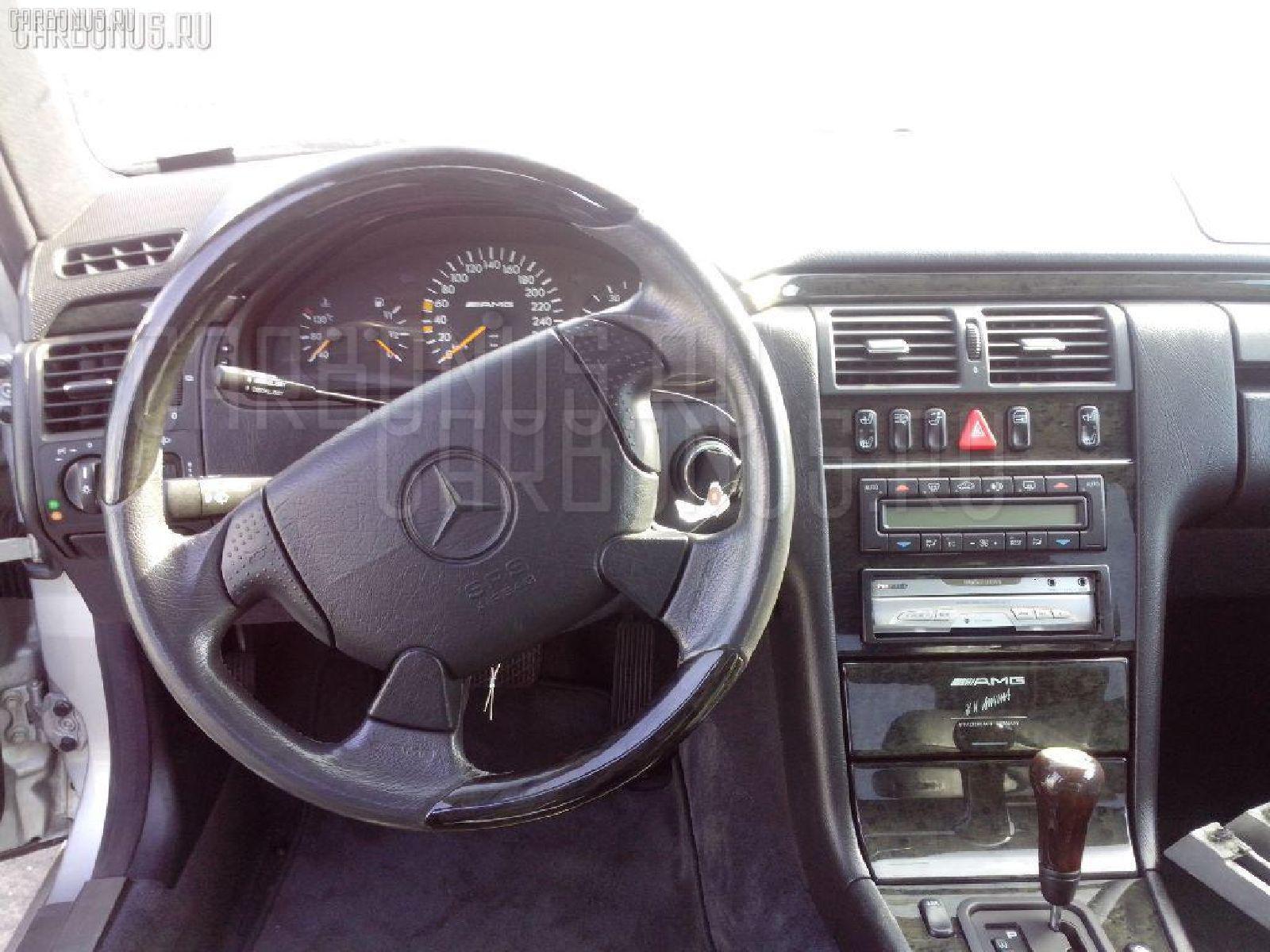 Рычаг стояночного тормоза MERCEDES-BENZ E-CLASS W210.072 Фото 8