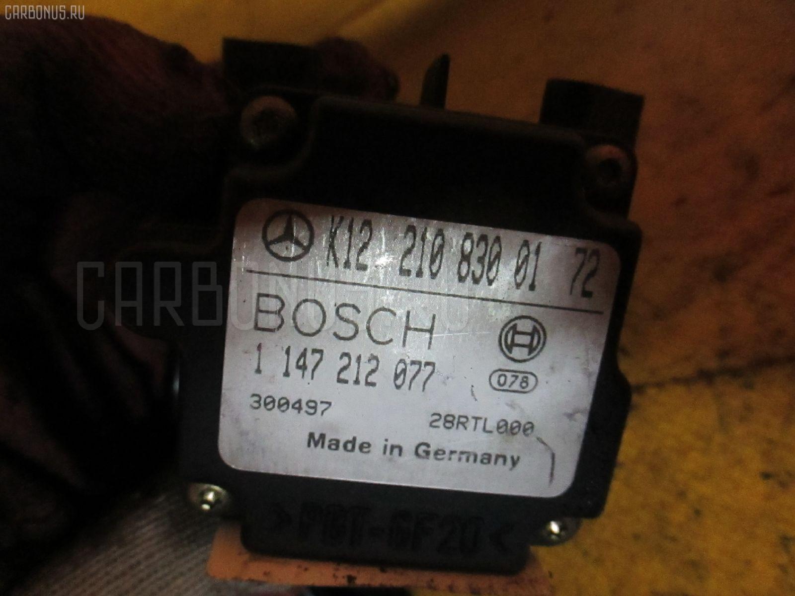 Датчик вредных газов наружнего воздуха MERCEDES-BENZ E-CLASS W210.072 Фото 3