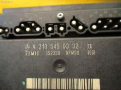 Блок упр-я Mercedes-benz E-class W210.072 119.980 Фото 1
