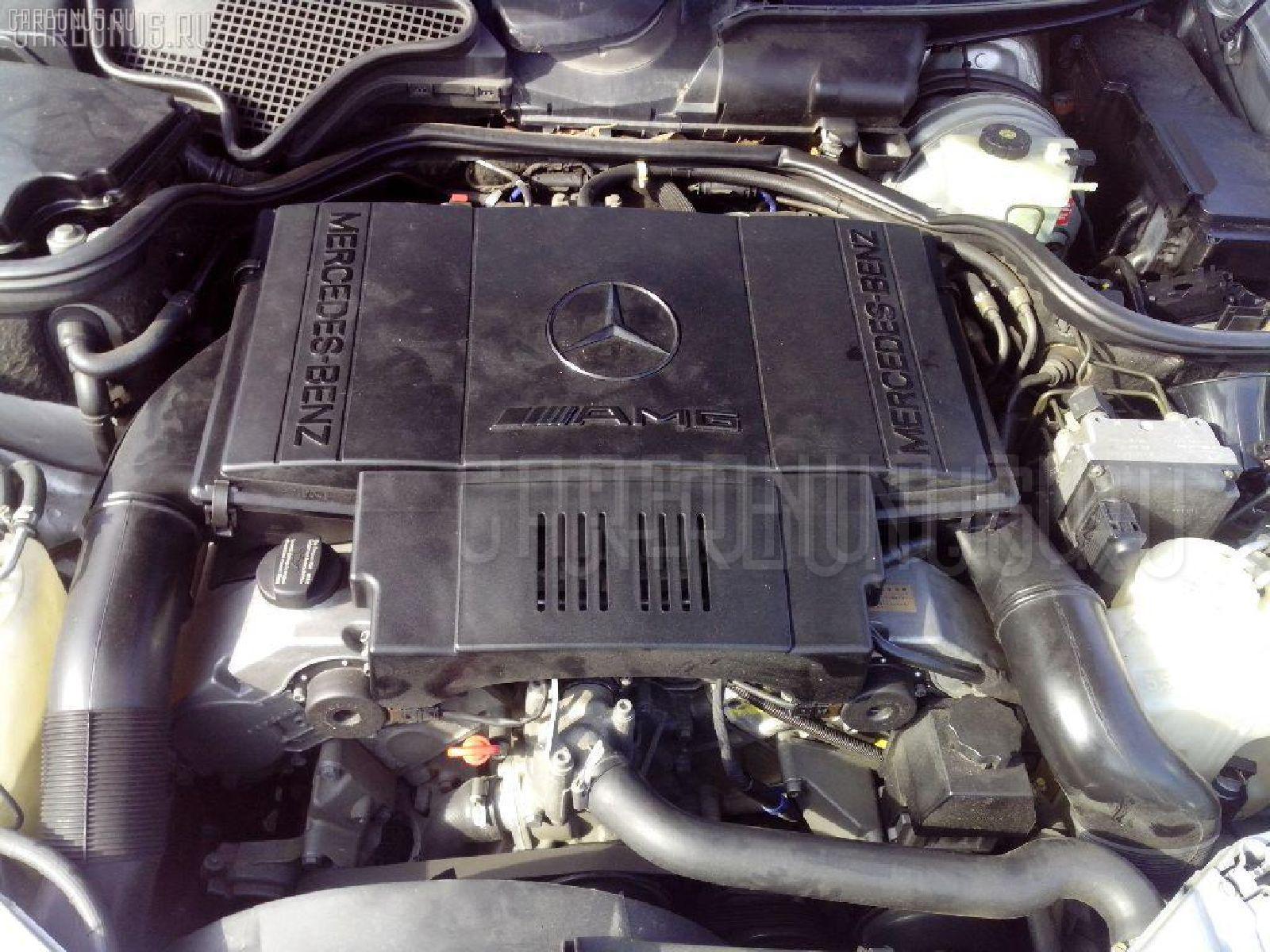 Шланг кондиционера MERCEDES-BENZ E-CLASS W210.072 119.980 Фото 6