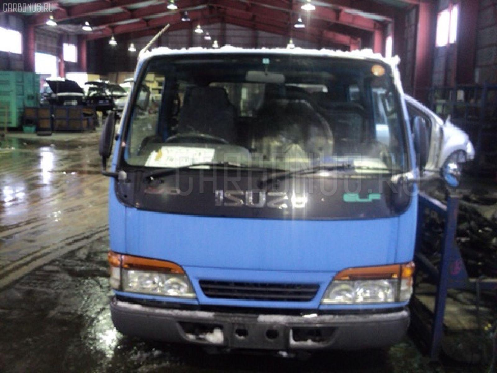 Мотор привода дворников ISUZU ELF NHS69E Фото 3