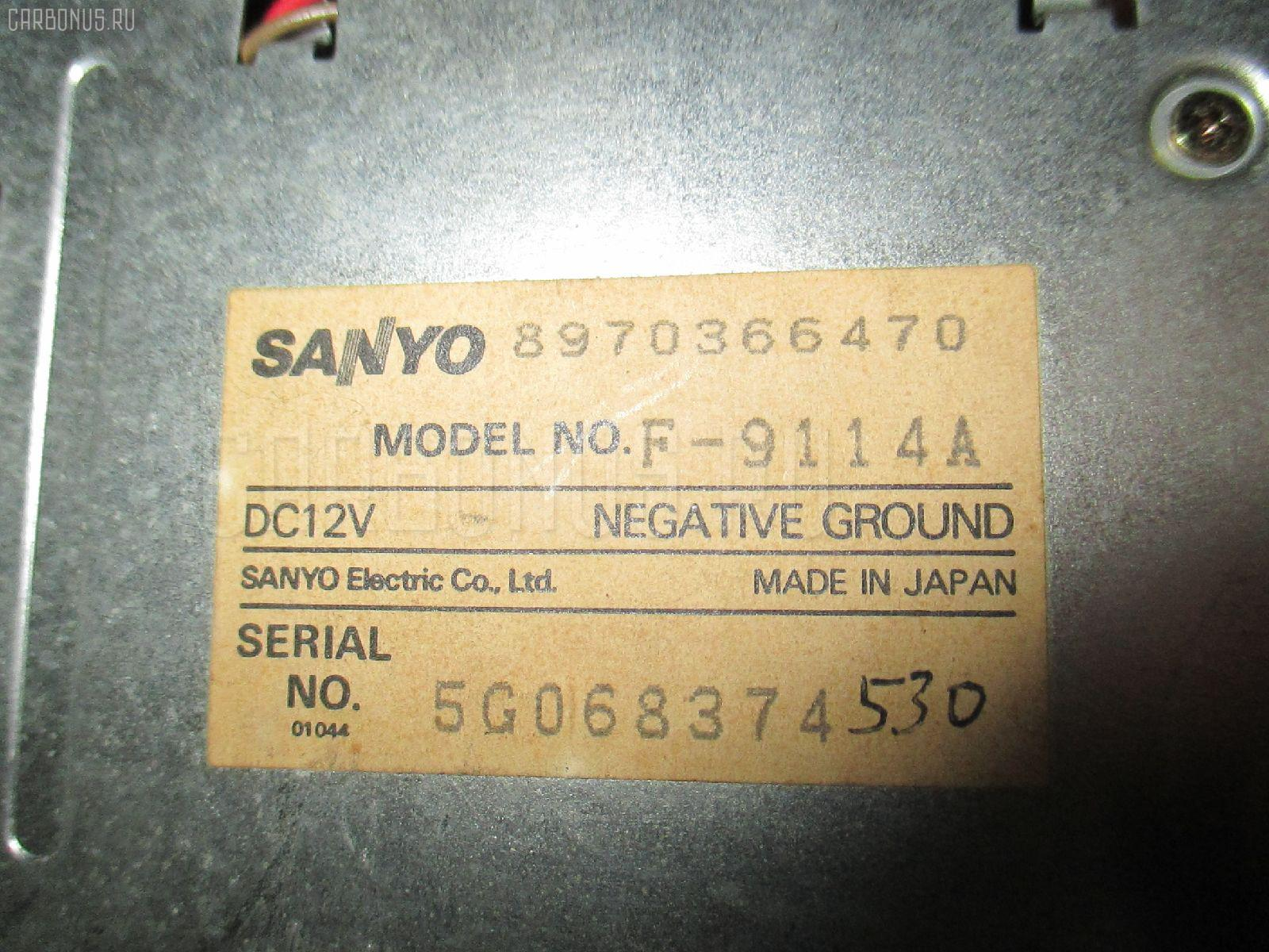 Автомагнитофон ISUZU ELF NHS69E Фото 3