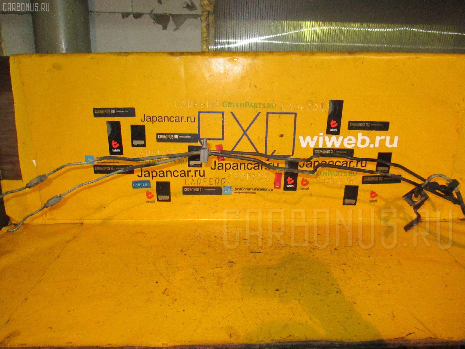 Трубка тормозная ISUZU ELF NHS69E 4JG2. Фото 1