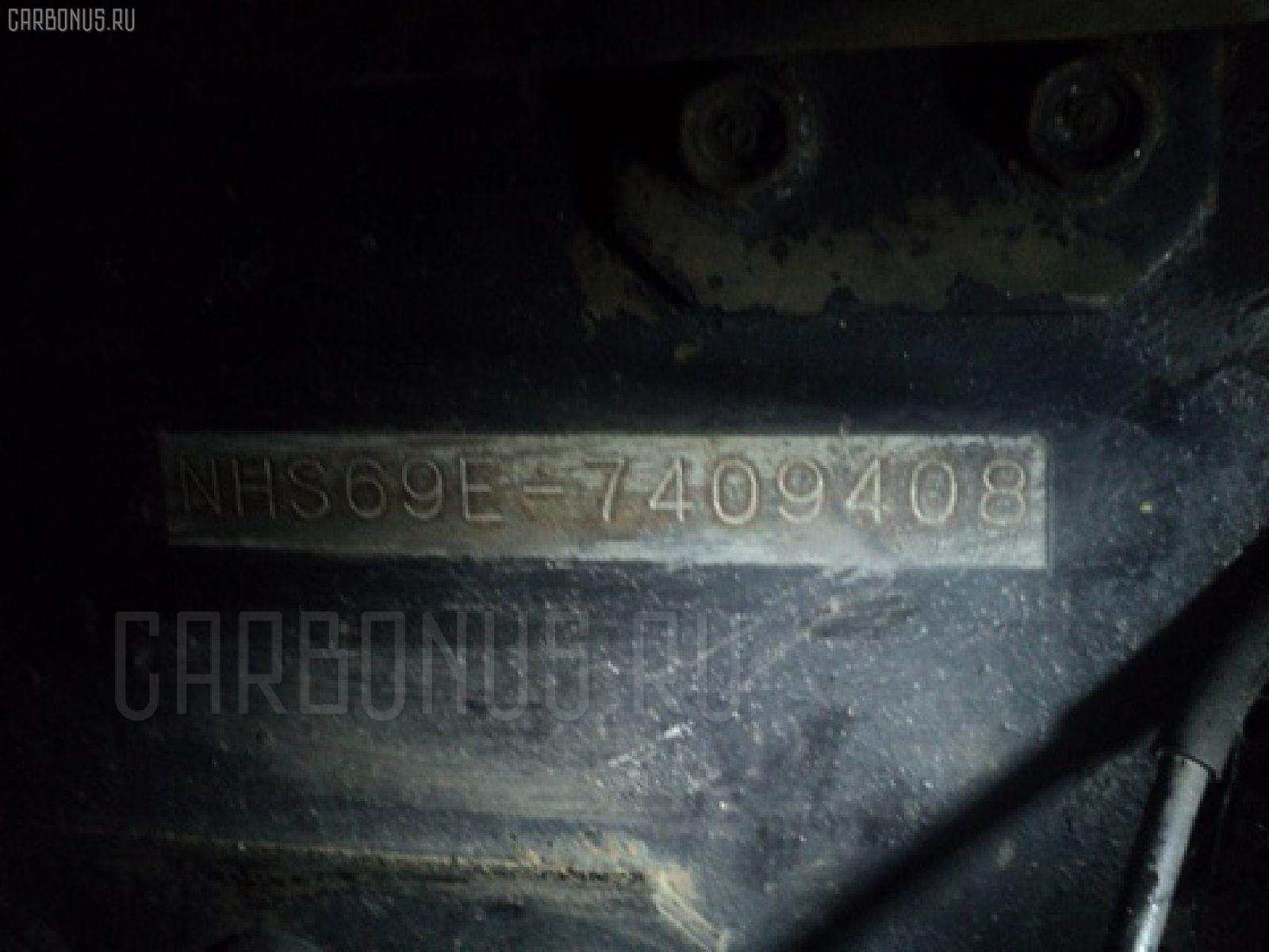 Тросик газа ISUZU ELF NHS69E Фото 4
