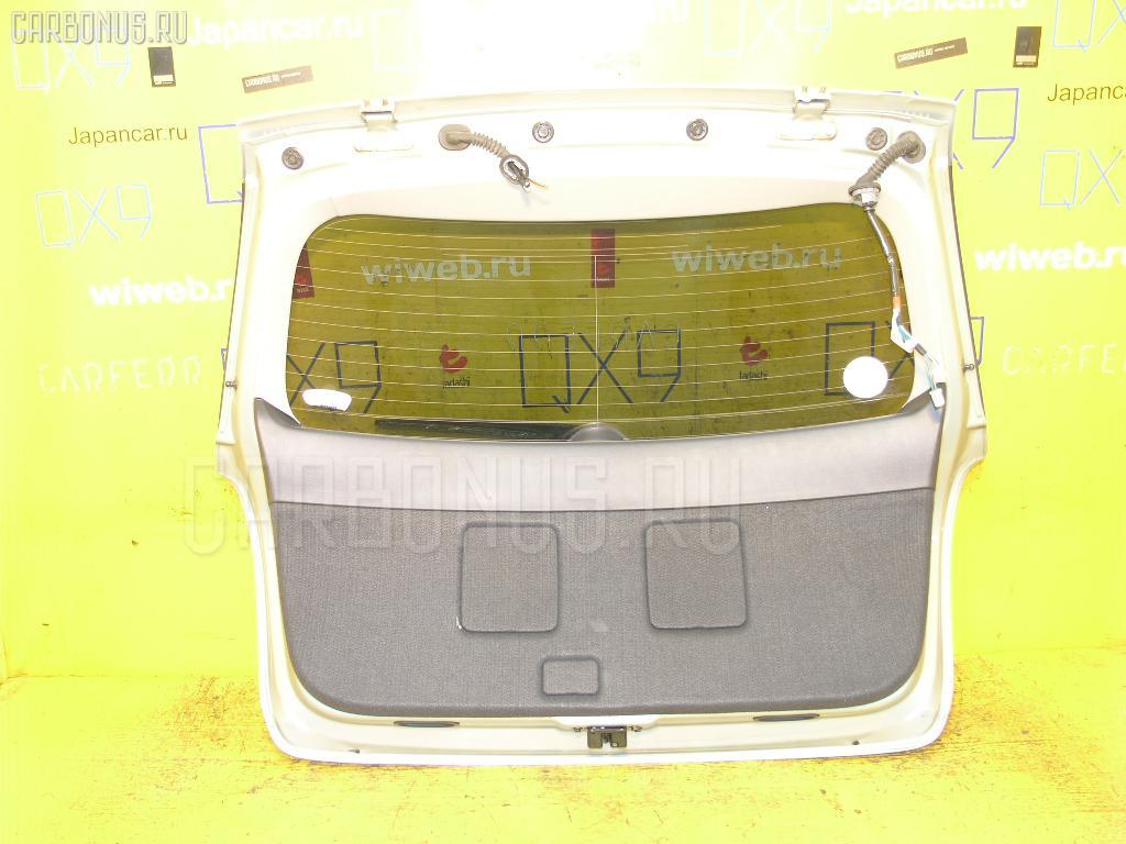 Дверь задняя TOYOTA AVENSIS AZT255 Фото 2
