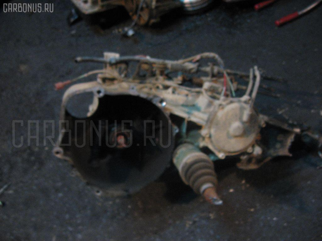 КПП механическая SUBARU SAMBAR TT2 EN07 Фото 1