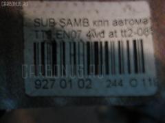 КПП механическая Subaru Sambar TT2 EN07 Фото 5