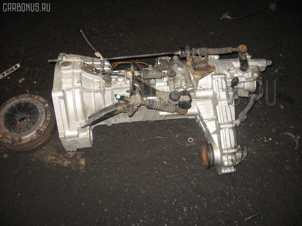 КПП механическая SUZUKI CARRY DA63T K6A Фото 1