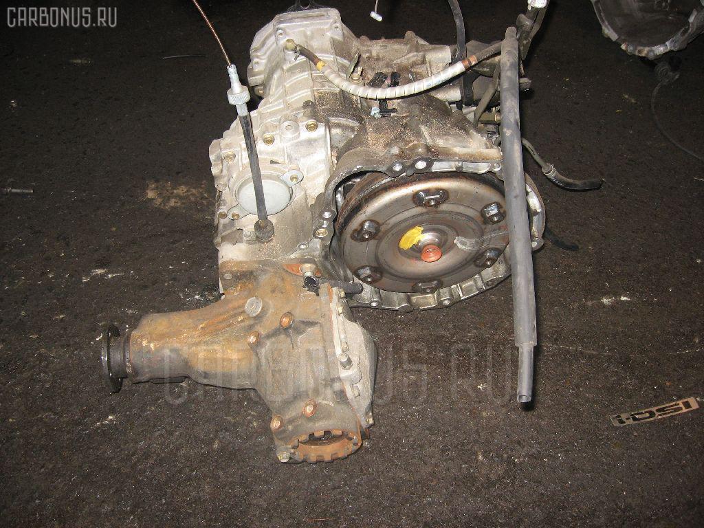 КПП автоматическая TOYOTA STARLET EP85 4E-FE. Фото 5