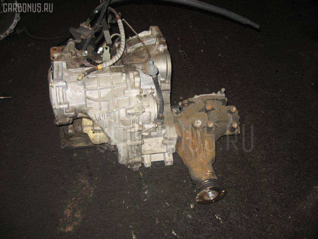 КПП автоматическая TOYOTA STARLET EP85 4E-FE. Фото 6