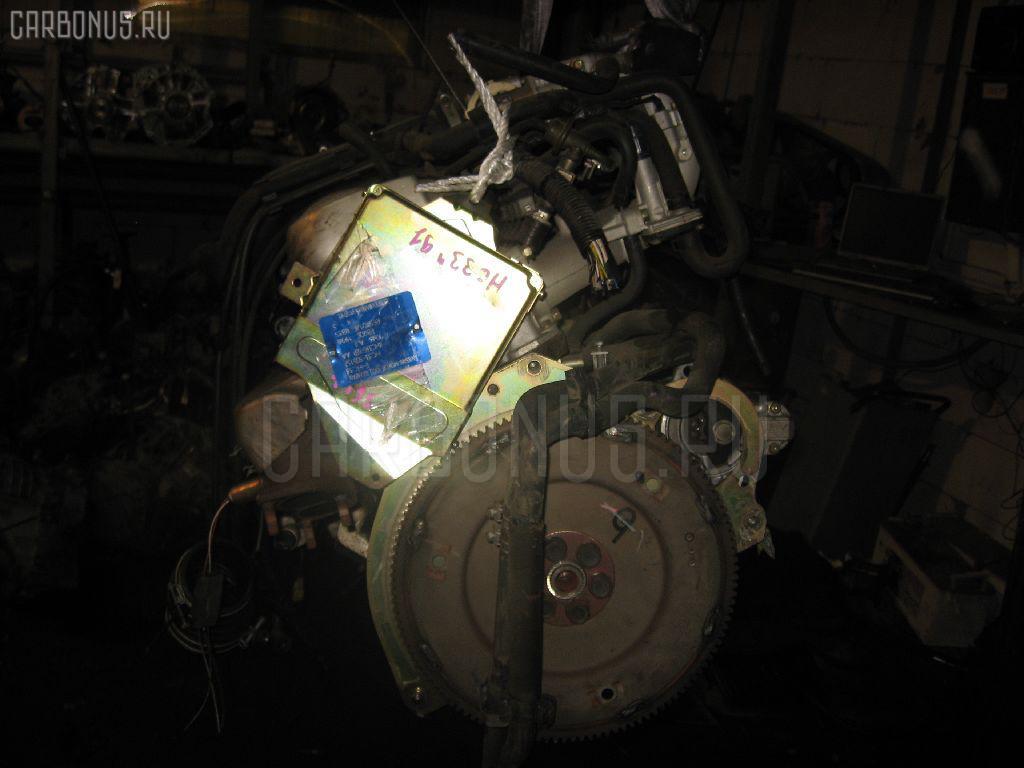 Двигатель NISSAN LAUREL HC33 RB20E Фото 3