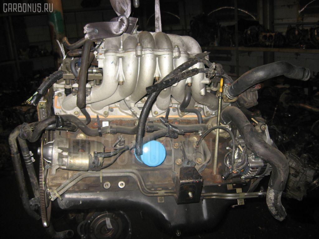 Двигатель NISSAN LAUREL HC33 RB20E Фото 4