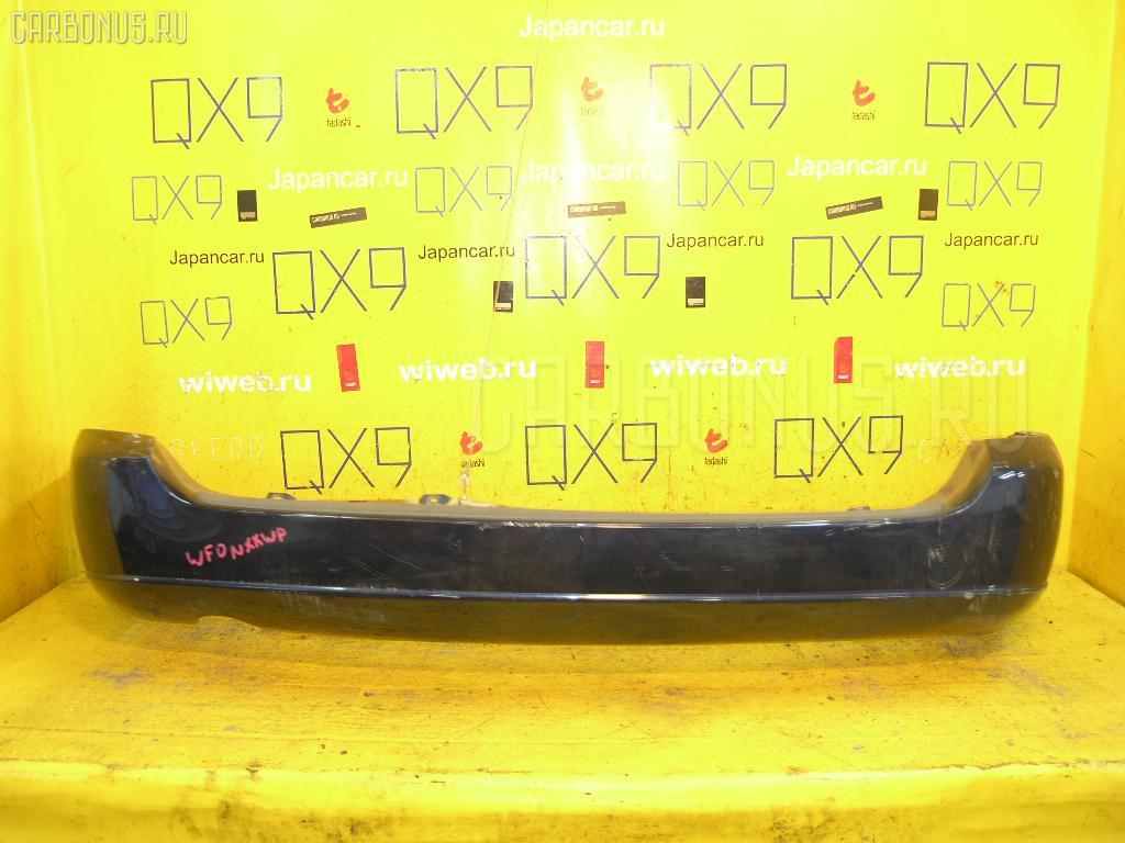 Бампер FORD FOCUS WF0EDD Фото 1
