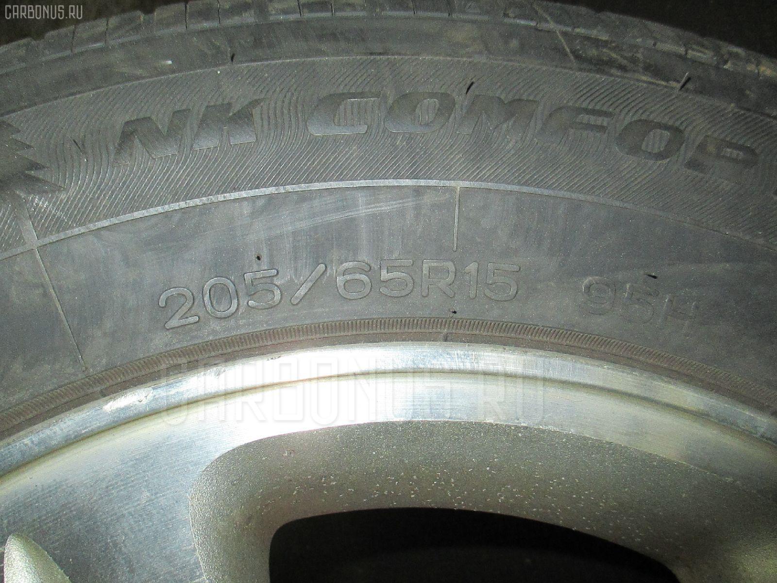 Автошина легковая летняя COMFORT ECO 205/65R15 NANKANG Фото 1