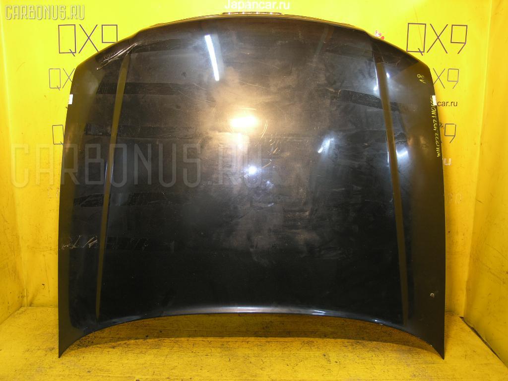 Капот AUDI A8 4DAUW Фото 1