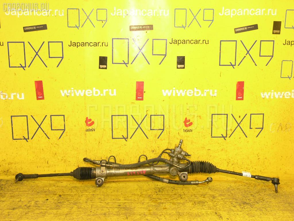 Рулевая рейка TOYOTA AVENSIS AZT255 1AZ-FSE. Фото 2