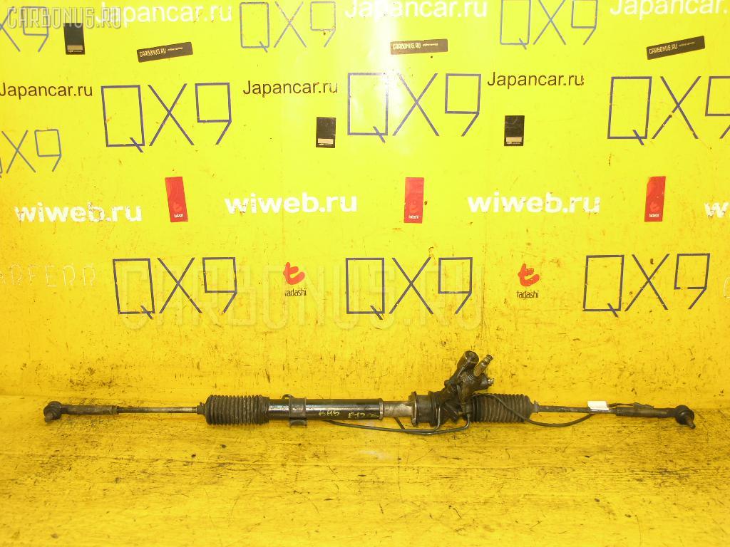 Рулевая рейка SUBARU LEGACY WAGON BH5 EJ206-TT. Фото 9
