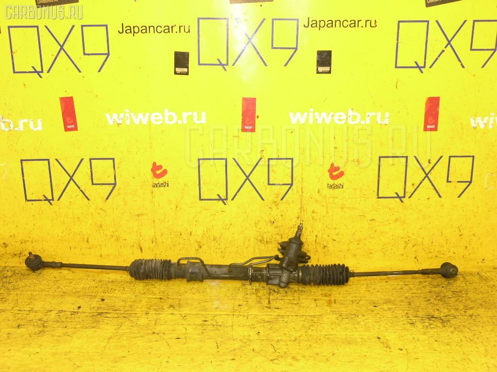 Рулевая рейка MITSUBISHI PAJERO JUNIOR H57A 4A31. Фото 8