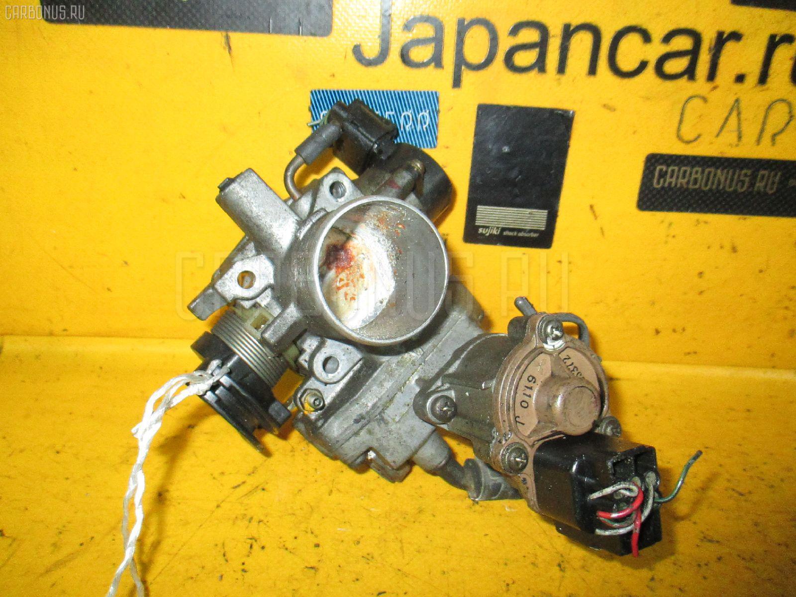 Дроссельная заслонка MITSUBISHI PAJERO JUNIOR H57A 4A31. Фото 6