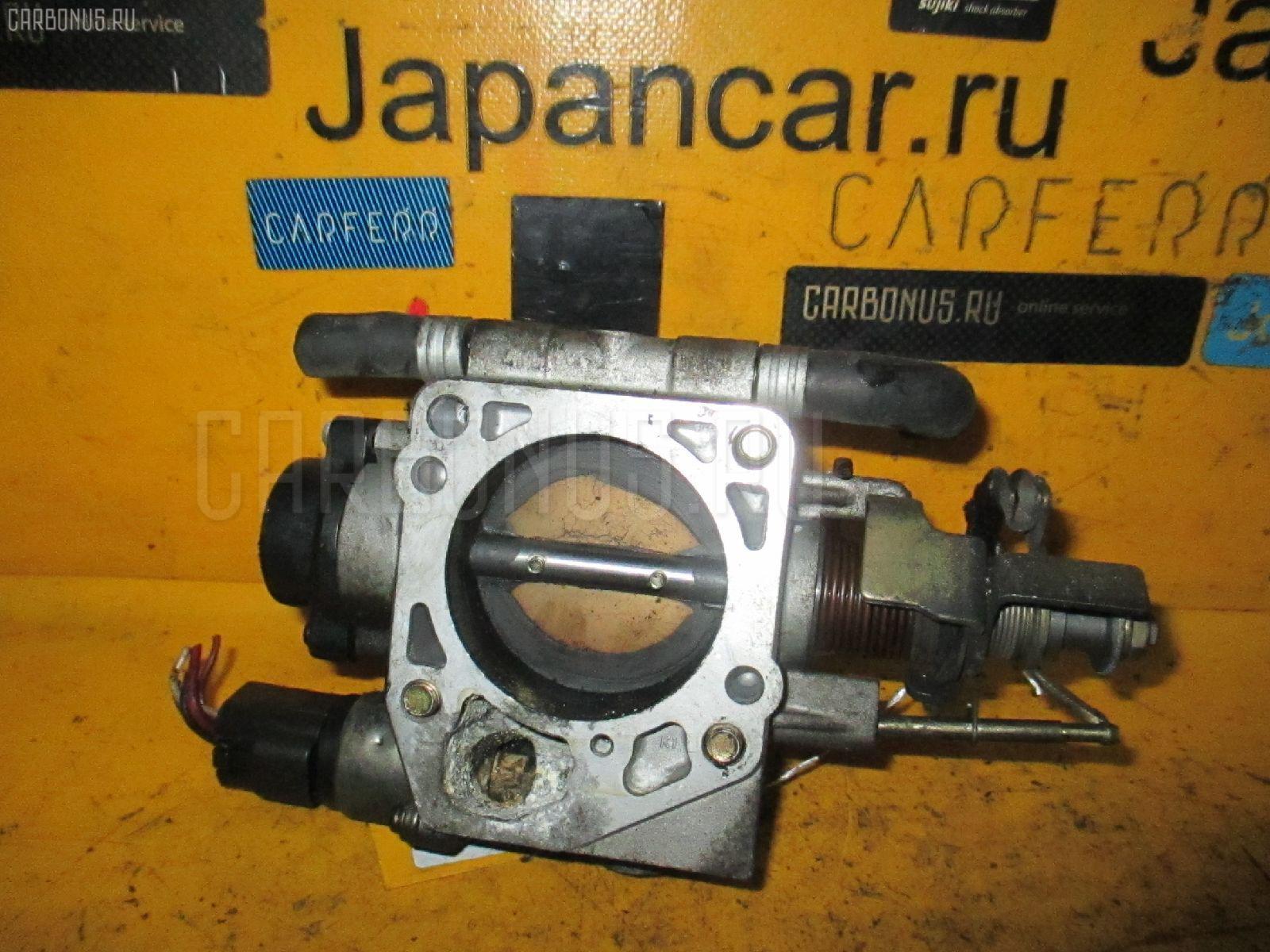 Дроссельная заслонка SUBARU LEGACY WAGON BH5 EJ20-TT. Фото 9