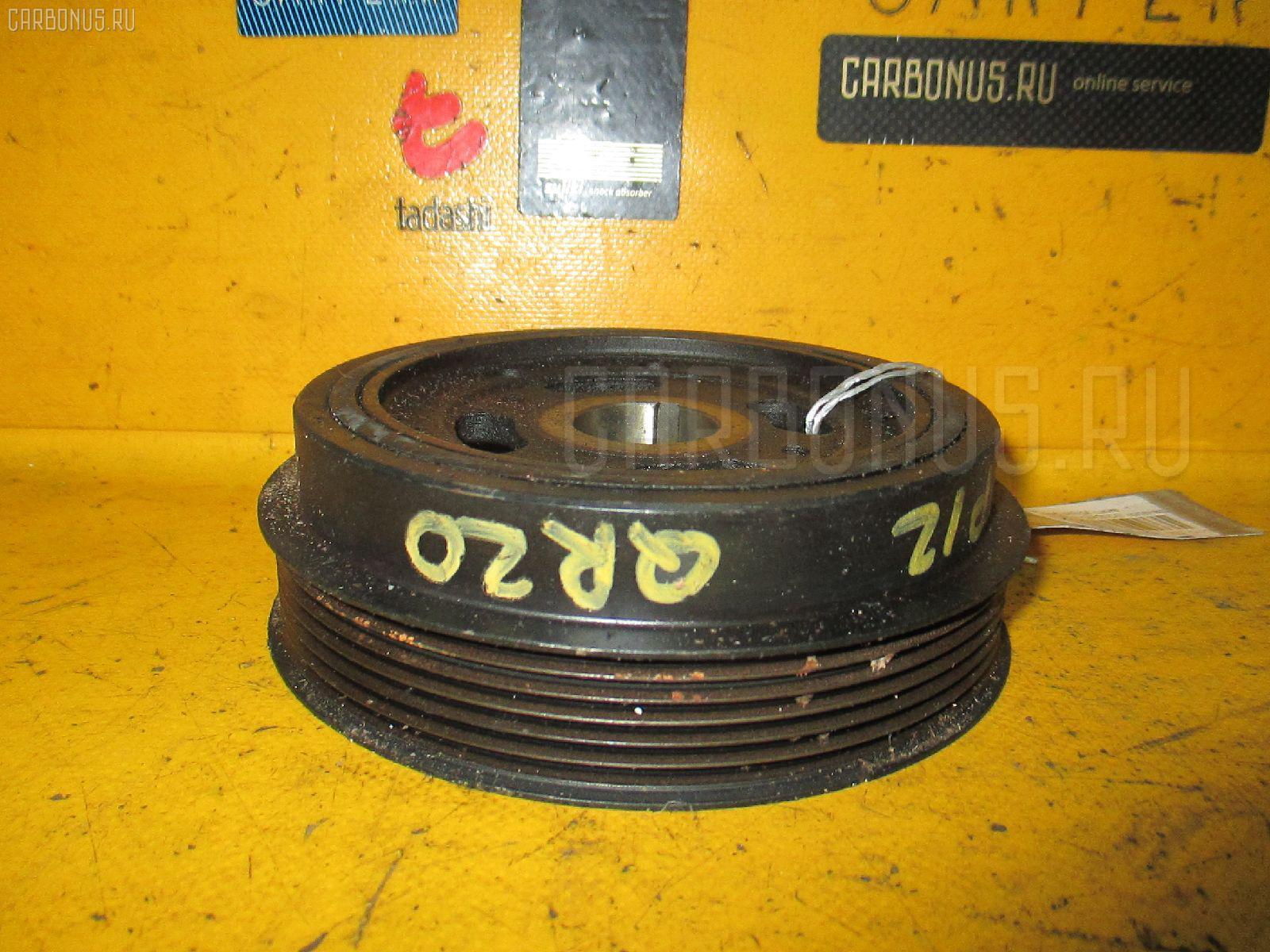 Шкив NISSAN LIBERTY RM12 QR20DE. Фото 2