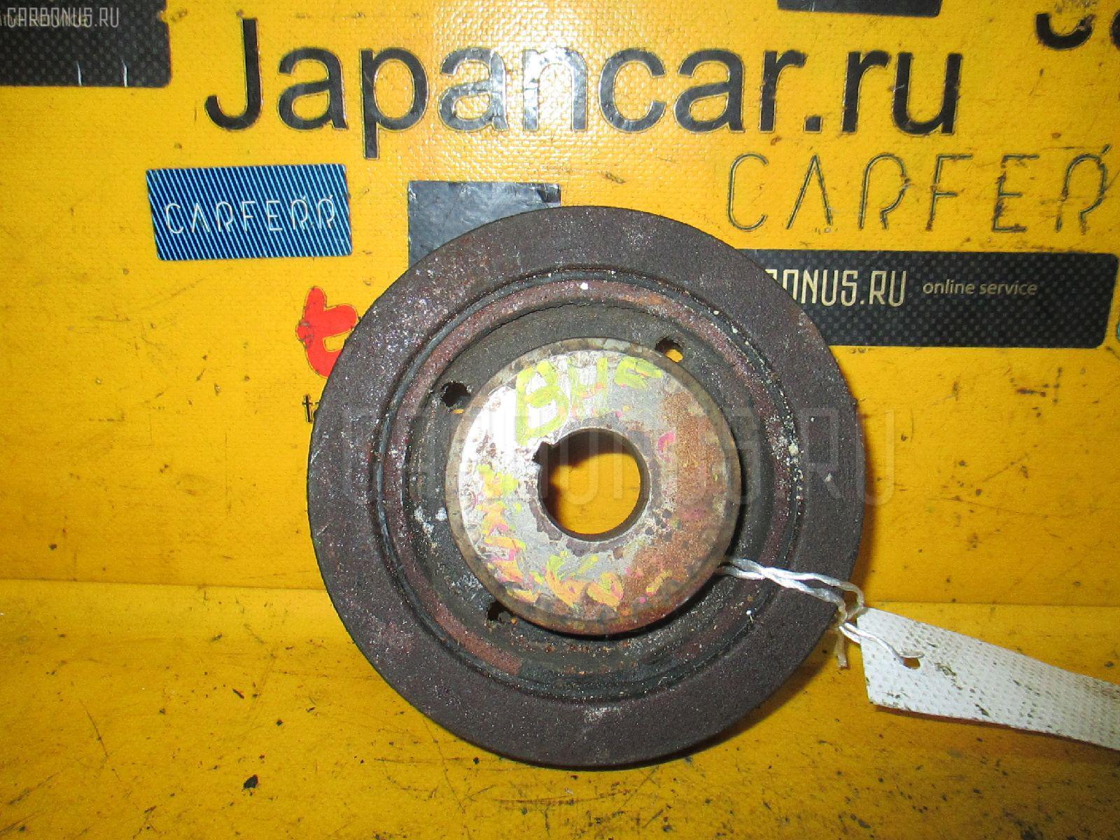 Шкив SUBARU LEGACY WAGON BH5 EJ20-TT. Фото 10