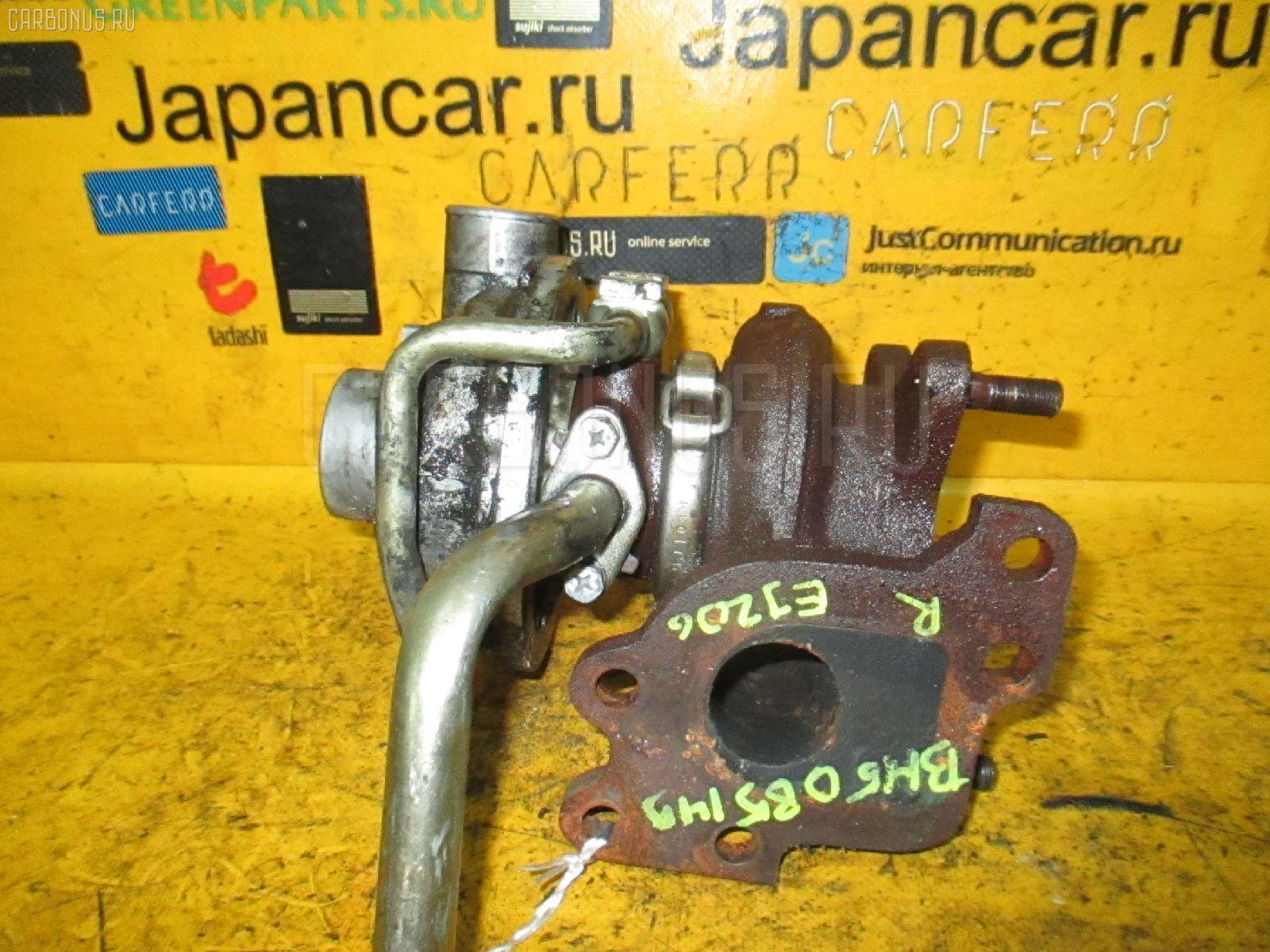 Турбина SUBARU LEGACY WAGON BH5 EJ206. Фото 4