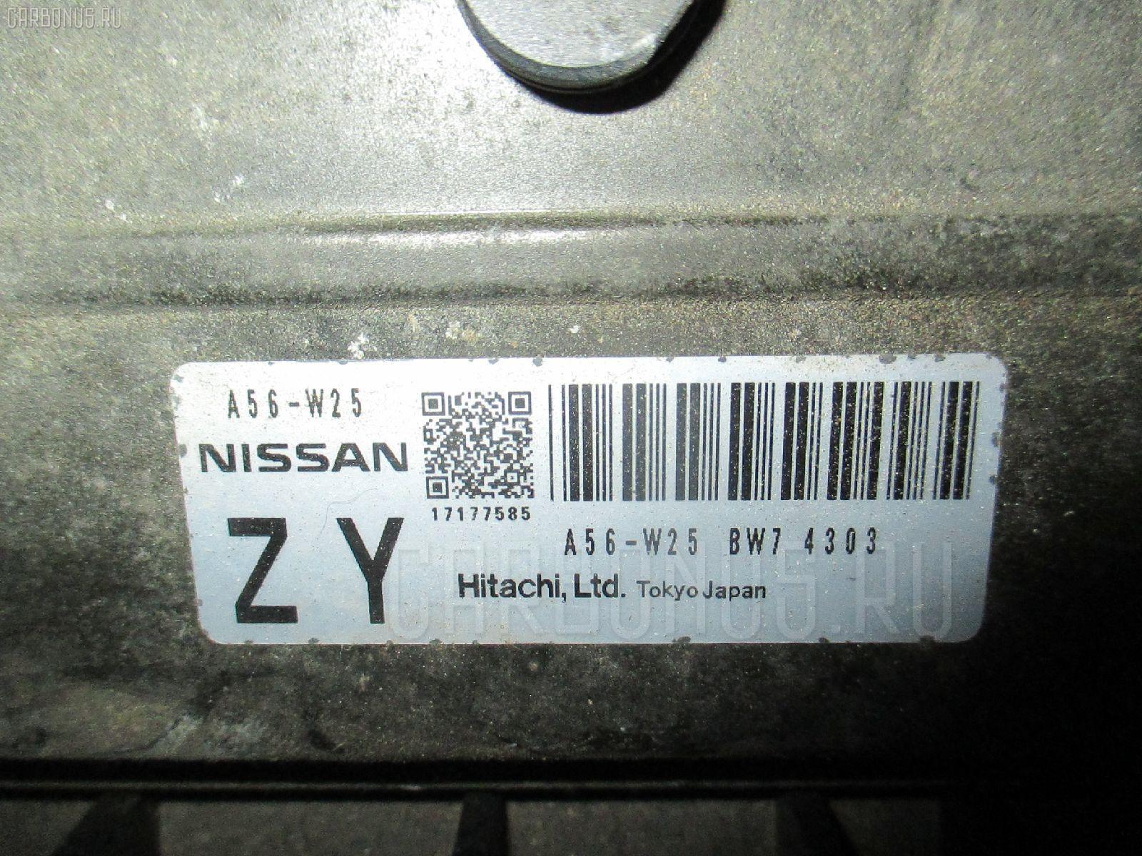 Блок EFI NISSAN SUNNY FNB15 QG15DE Фото 2