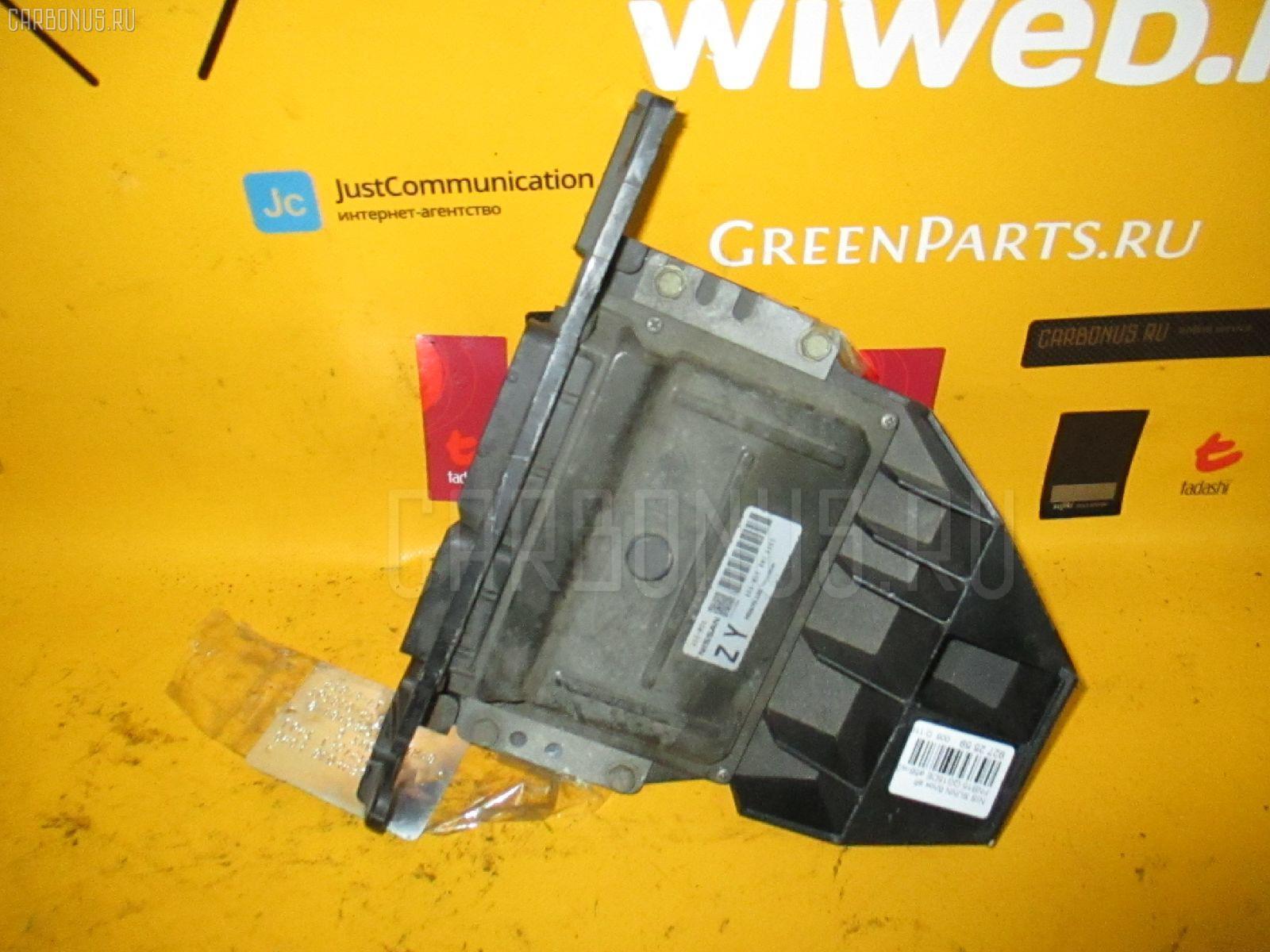 Блок EFI NISSAN SUNNY FNB15 QG15DE Фото 4