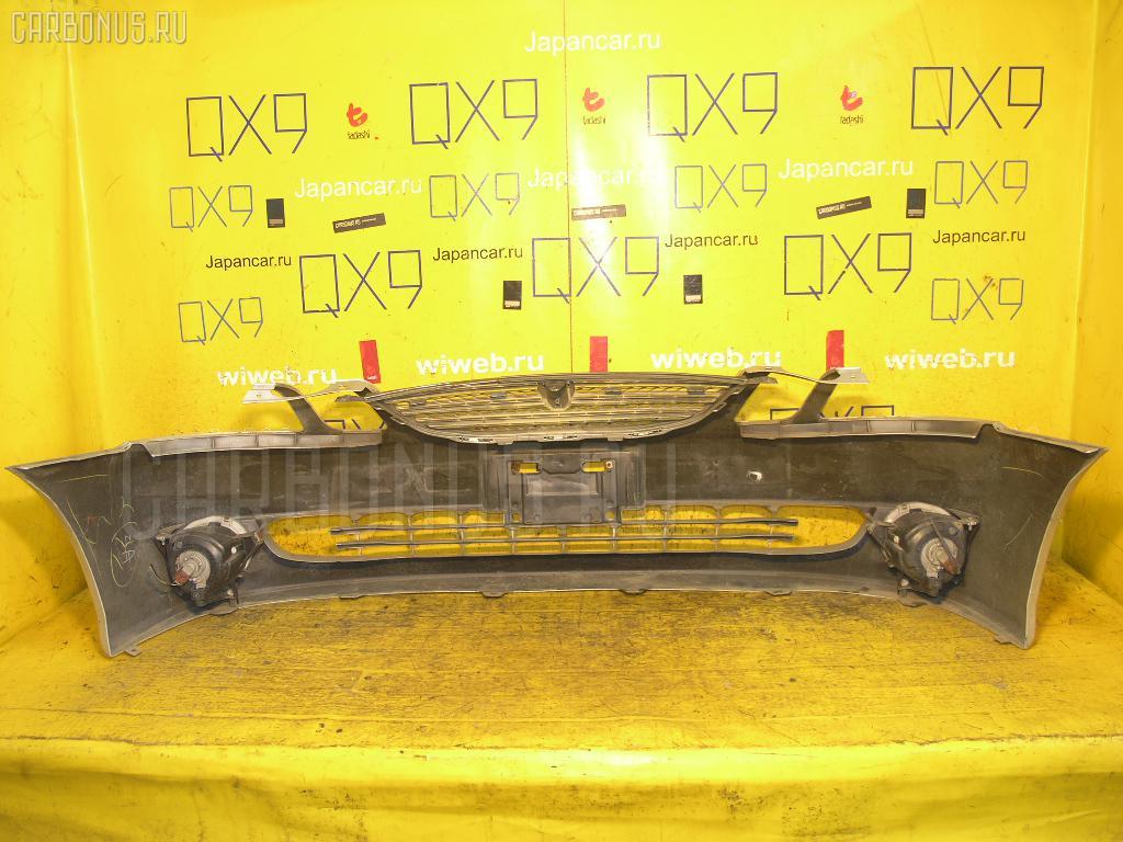 Бампер TOYOTA MARK II BLIT GX110W. Фото 6