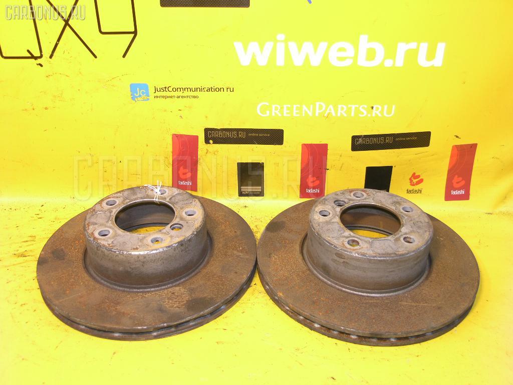 Тормозной диск BMW 5-SERIES E39-DD28A M52-286S1. Фото 10