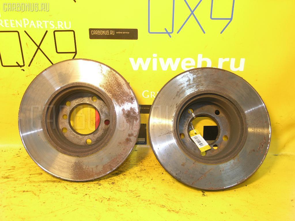 Тормозной диск BMW 5-SERIES E39-DD28A M52-286S1. Фото 11