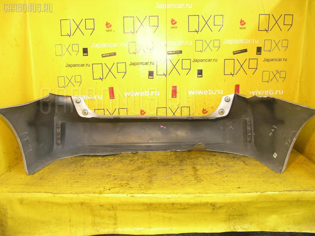 Бампер Toyota Prius ZVW30 Фото 1