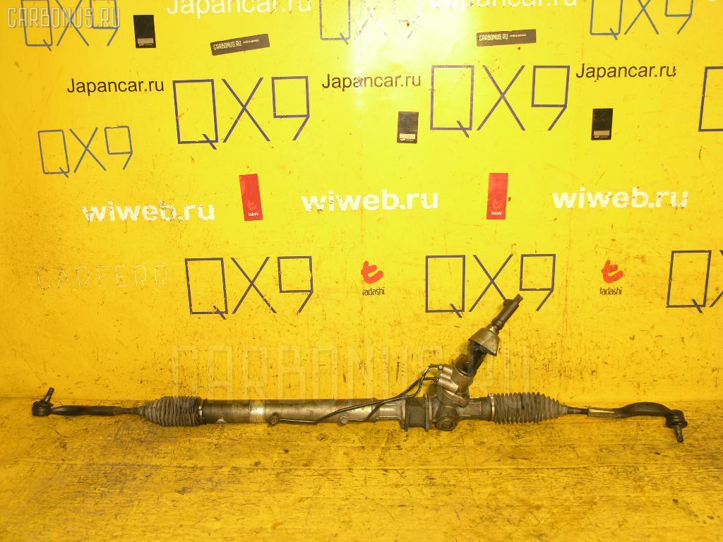Рулевая рейка TOYOTA MARK II JZX115 1JZ-GE. Фото 5