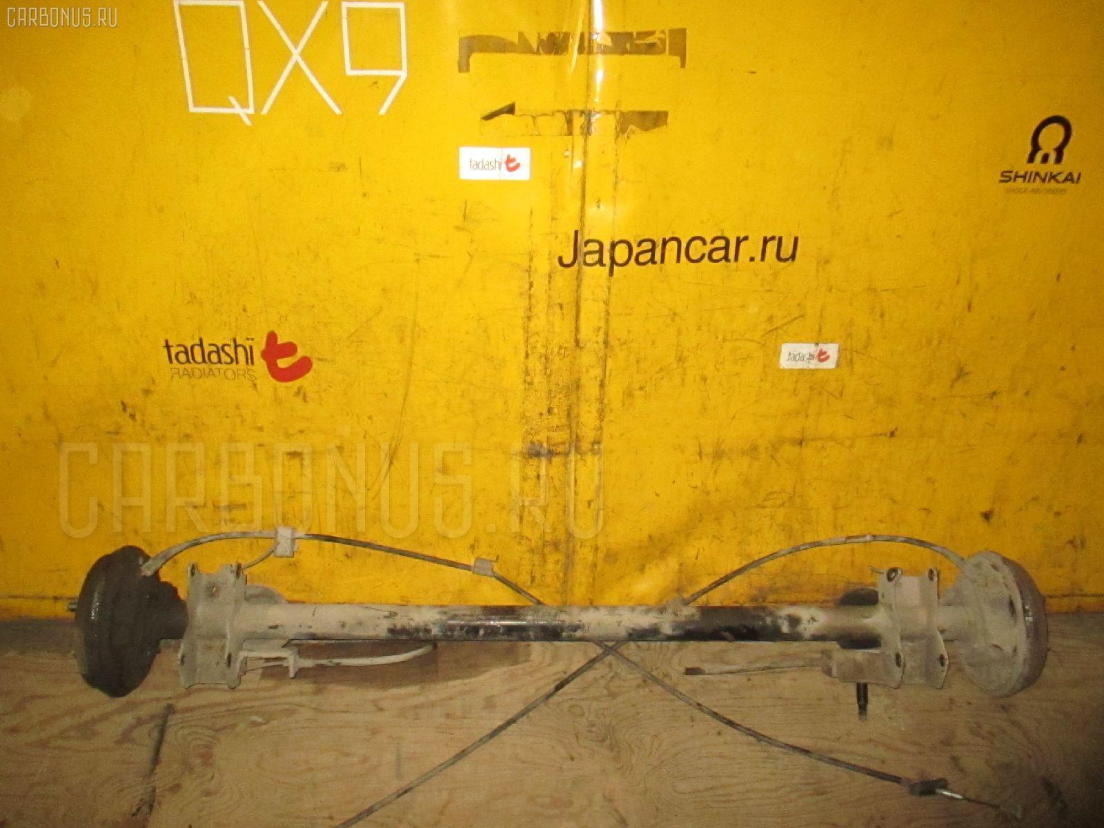 Балка подвески MAZDA AZ-WAGON MJ22S K6AT Фото 3