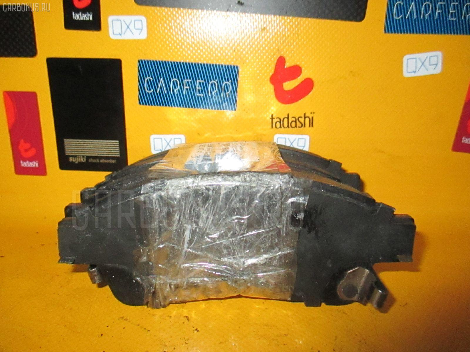 Тормозные колодки TOYOTA CARINA AT212 5A-FE. Фото 8